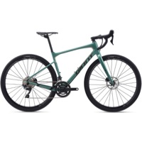 Giant Revolt Advanced 0 700c Complete Bike 2020 - Gray Teal
