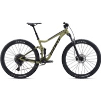 "Giant Stance 1 29"" Complete Bike 2020 - Olive Green"