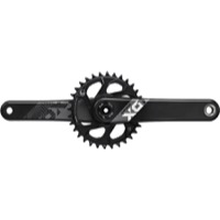 "SRAM X01 Eagle C1 DUB ""Super Boost"" Carbon Cranks - 12 Speed"