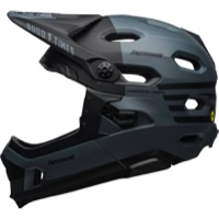 Bell Super DH MIPS Helmet 2019 - Fasthouse Matte Gray/Black