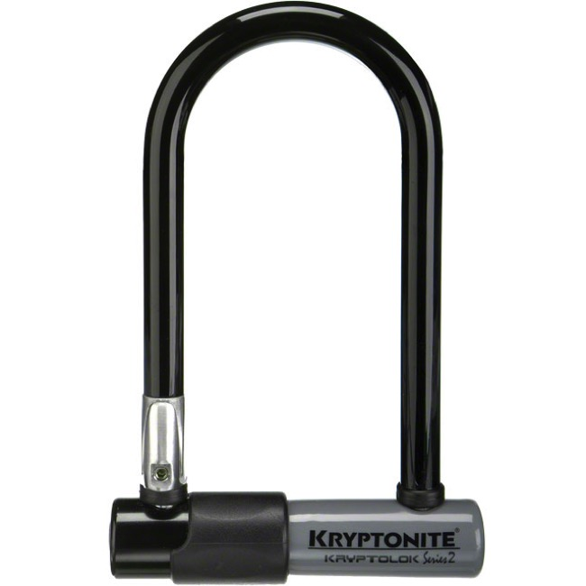 universal cycles kryptonite kryptolok series 2 mini 7 u lock. Black Bedroom Furniture Sets. Home Design Ideas