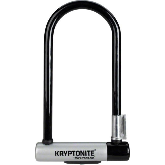universal cycles kryptonite kryptolok series 2 std u lock 2017 4 x 9 002031. Black Bedroom Furniture Sets. Home Design Ideas