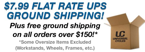 $7.99 Flat Rate Ground Shipping