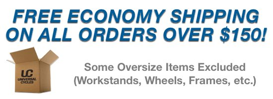 Free Economy Shipping on Orders over $150