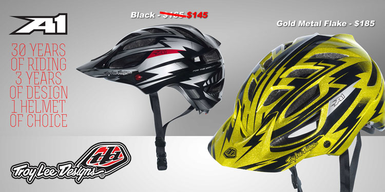 Troy Lee A1 Helmets