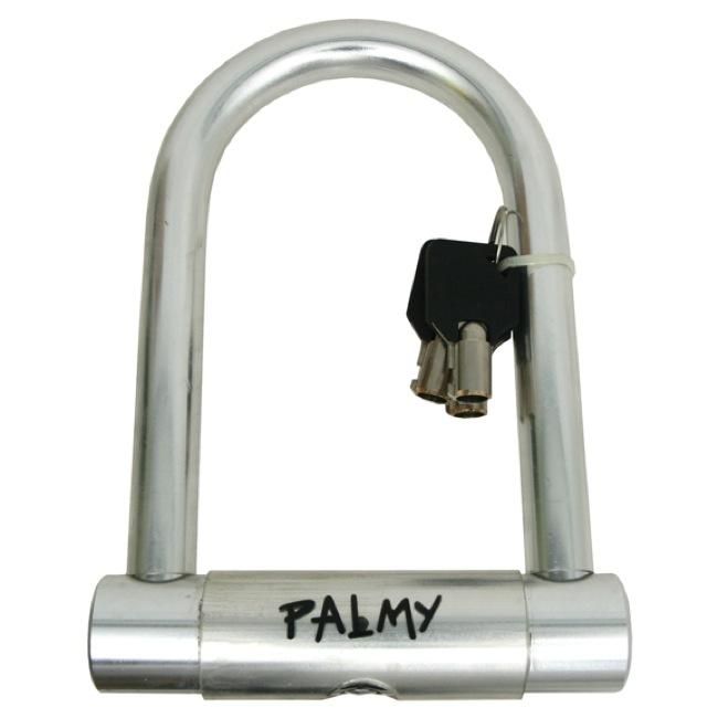 universal cycles palmy aluminum mini u locks 3 x5 33872 33875 33876. Black Bedroom Furniture Sets. Home Design Ideas