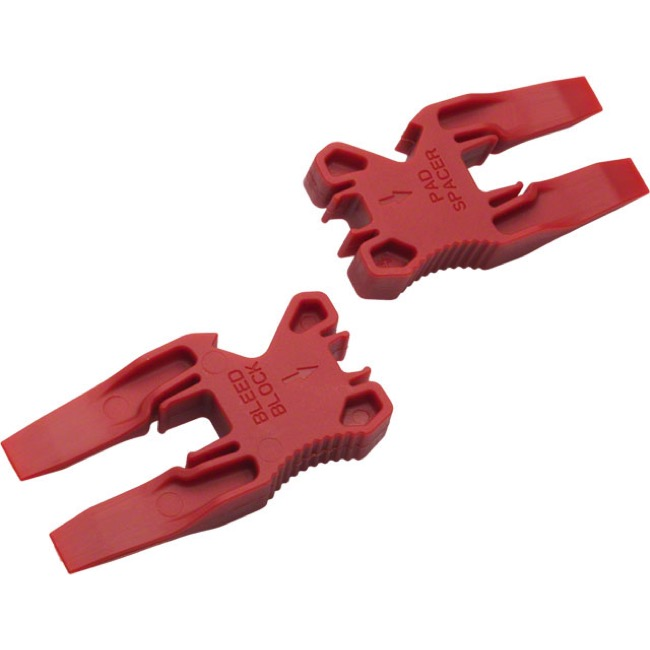 Set of 2 Guide//Trail//Code Caliper SRAM// Avid Pad Spreader Tool//Bleed Block