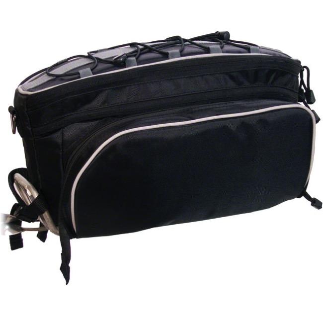 Universal Cycles Banjo Brothers Rack Top Pannier Bag