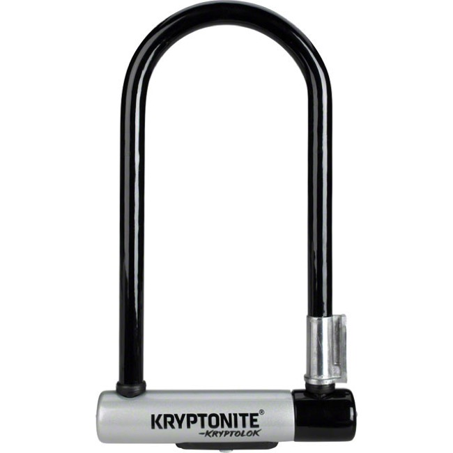 universal cycles kryptonite kryptolok series 2 std u lock 2017 4 x. Black Bedroom Furniture Sets. Home Design Ideas
