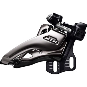 Shimano FD-M9020 E2 Type XTR Double Derailleur - 2 x 11 Speed Side Swing