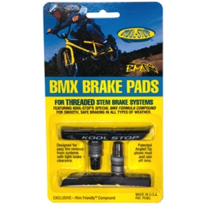 Diatech Hombre Black Threaded Brake Pads