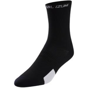 PEARL IZUMI Ride Womens Elite Socks Medium Chevrons//Viridian Green