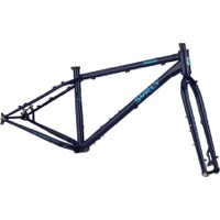 Surly Wednesday Frameset - Blue Monday