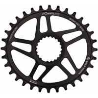 Wolf Tooth DM PowerTrac Elliptical Boost Chainring - 12 Speed Shimano