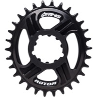 "Rotor Q Sram ""Boost"" Direct Mount Oval Chainrings"