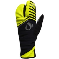 Pearl Izumi PRO AmFib Lobster Gloves 2020 - Screaming Yellow