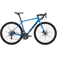 Giant Contend AR 2 700c Complete Bike 2020 - Metallic Blue/Black