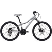 "Liv Enchant 24"" Disc Complete Bike 2020 - Silver"