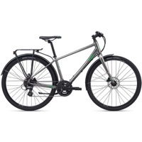 Liv Alight City Disc Complete Bike 2020 - Dark Silver