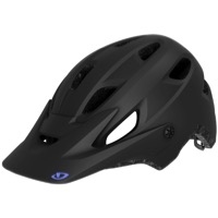 Giro Cartelle MIPS Women's Helmet 2020 - Matte Black/Electric Purple