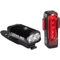 Lezyne Micro Drive 600XL/Strip Drive Light Combo