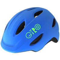 Giro Scamp MIPS Youth Helmet 2020 - Matte Blue/Lime