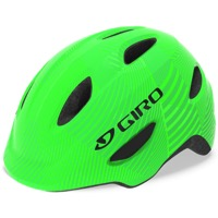 Giro Scamp MIPS Youth Helmet 2020 - Green/Lime Lines