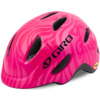 Giro Scamp MIPS Youth Helmet 2020 - Bright Pink/Pearl