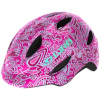 Giro Scamp MIPS Youth Helmet 2020 - Pink Flower Land