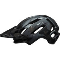 Bell Super Air MIPS Helmet 2021 - Matte/Gloss Black Camo
