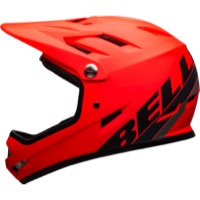 Bell Sanction Helmet 2020 - Agility Matte Orange/Black