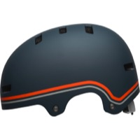 Bell Local Helmet 2020 - Classic Matte Slate/Orange