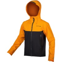 Endura MT500 Waterproof Cycling Jacket 2020 - Mango