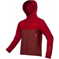 Endura MT500 Waterproof Cycling Jacket 2020 - Cocoa