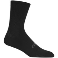 Giro HRc+ Grip Socks - Black/Charcoal