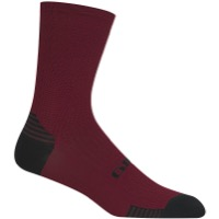 Giro HRc+ Grip Socks - Ox Blood