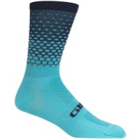 Giro Comp Racer High Rise Socks 2020 - Iceberg/Midnight