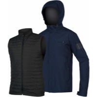 Endura Urban 3-in-1 Waterproof Jacket 2020 - Navy
