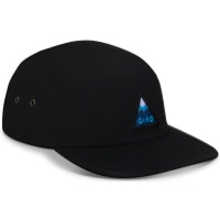Giro Jockey Cap - Black/Blue Triangle