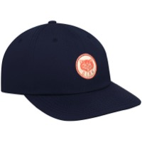 Giro Leather Strap Cap - Navy Cats Meow