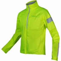 Endura Urban Luminite Jacket 2020 - Hi-Viz Yellow