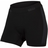 Endura Women's Padded Boxer with Clickfast 2020 - Black