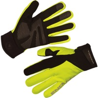 Endura Womens Strike II Gloves 2020 - Hi-Viz Yellow