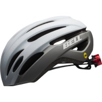 Bell Avenue LED MIPS Helmet 2020 - Matte/Gloss White/Gray
