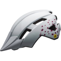 Bell Sidetrack II MIPS Child Helmet 2020 - Stars Gloss White