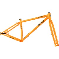 "Surly Karate Monkey 27.5+/29"" Frameset - Toxic Tangerine"