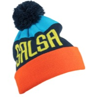 Salsa North Shore Beanie - Blue/Orange