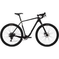 Salsa Cutthroat Carbon Apex 1 Complete Bike - Raw Carbon
