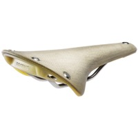 Brooks Cambium C17 Special Saddle - Natural/Natural Rubber