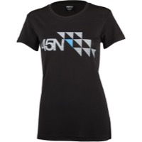 45NRTH Special Edition Women's Merino T-Shirt - Black